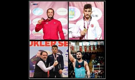 Sporda Büyük Başarı: 4 Tokatlı Sporcu Türkiye Şampiyonu