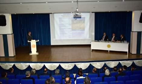 Tokat'ta 2020 yılı koordinasyon kurulu toplantısı