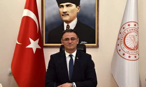Vali Ozan Balcı'nın Ramazan Bayramı Mesajı