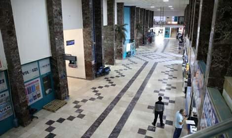 Şehirlerarası otobüs terminali hizmet vermeye başladı