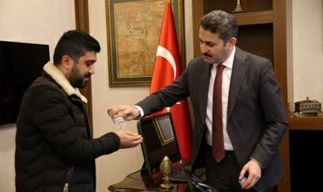 Başkan Eroğlu, 'Vatandaşlarımızın içi rahat olsun'