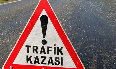 Tokat-Çat yolunda kaza: 4 yaralı