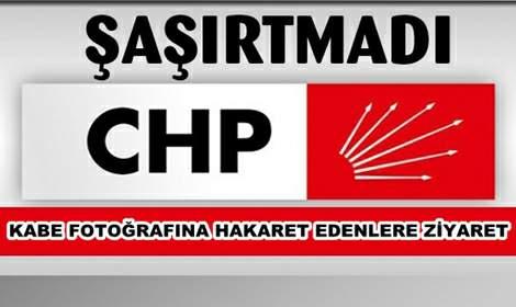 CHP'den Kabe Fotoğrafından Tutuklanan Öğrencilere Ziyaret