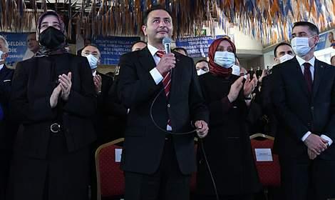 AK Parti Tokat İl Başkanını Seçti