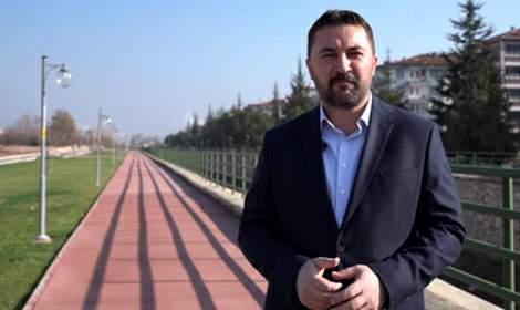 Turhal Çivril Deresi yürüyüş yolu ve peyzaj projesi tamamlandı