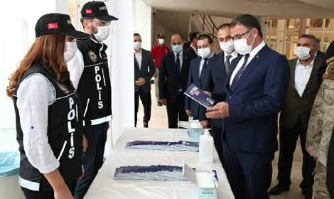 'En İyi Narkotik Polisi Annedir' projesi Tokat'ta başladı