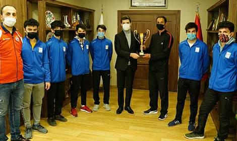 Erbaa Belediyesi Kros Takımı Türkiye İkincisi Oldu