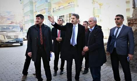 Başkan Eroğlu, 'Bizim görevimiz halkımıza gönülden hizmet etmek'