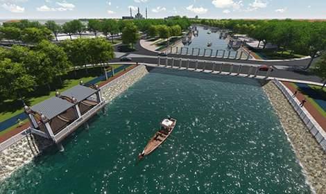 Kanal Tokat Projesi'nde Yeni Aşama Başlıyor