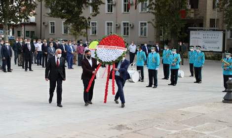 Vali Dr. Ozan Balcı muhtarlara teşekkür etti
