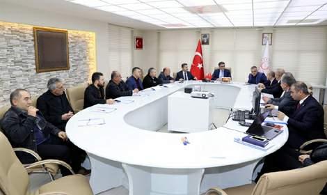 Vali Balcı: '5 Bin İstihdamı Hedefliyoruz'