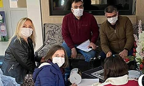 Plevne Anadolu Lisesi Bu Proje İle Yüreğini Ortaya Koydu
