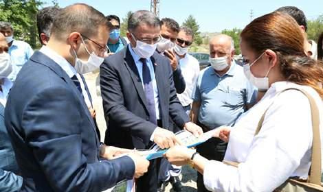 Vali Balcı, 'Sulusaray Kaplıcaları Türkiye'nin gözdesi olacak'