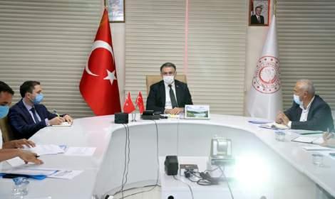 'Tarım Tokat' kapsamında devam eden projeler ele alındı