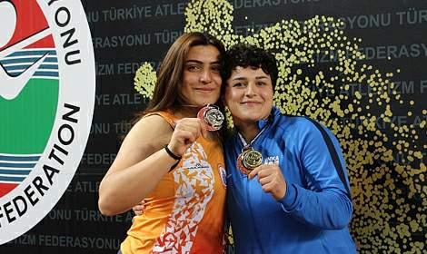 Tokatlı Atletler İstanbul'da Tarih Yazdı
