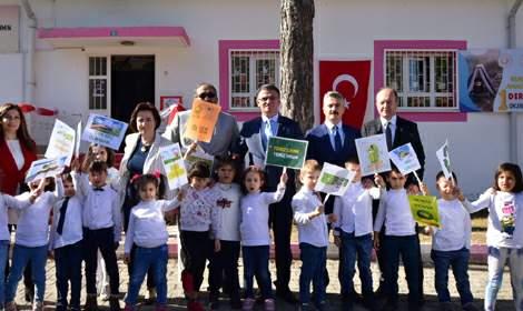 Vali Balcı 'Sıfır Atık Farkındalık' etkinliğine katıldı