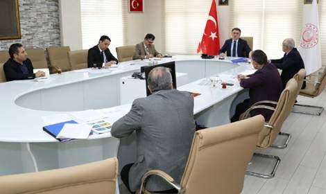 Vali Balcı, 'Tarımsal ve hayvansal üretim devam edecek'