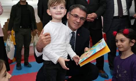Vali Balcı, Niksar'da ziyaret ve incelemelerde bulundu