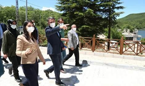 Vali Balcı: 'Reşadiye Zinav Gölü Kanyonunu Geliştireceğiz'